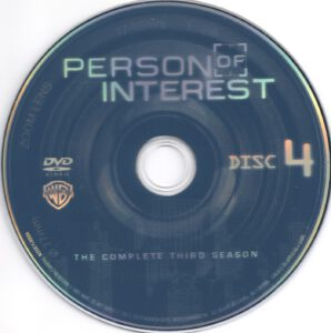 Person Of Interest - T03 - D4