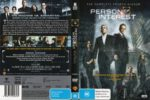 Person Of Interest: Season 4 (2015) R4 DVD Cover
