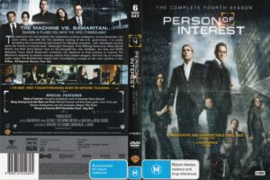 Person Of Interest - T04 (Completa)