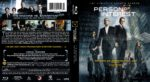 Person Of Interest: Season 4 (2015) R1 Blu-Ray DVD Cover