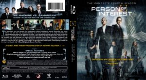 Person Of Interest - T04 (Completa) (Blu-Ray)