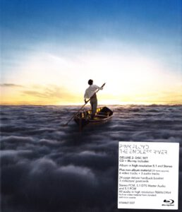 Pink Floyd - The Endless River (Box) - Front