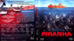 Piranha (2010) R2 Blu-ray German