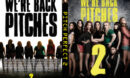 Pitch Perfect 2 (2015) R0 Custom DVD Cover
