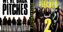 Pitch Perfect 2 dvd cover