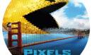 Pixels (2015) R0 Custom Label