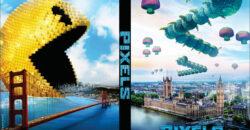 pixels dvd cover