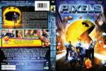 Pixels (2015) R1 EN/FR DVD Cover