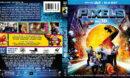 Pixels 3D (2015) R1 Blu-Ray DVD Cover
