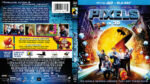 Pixels 3D (2015) R1 Blu-Ray DVD Cover