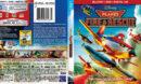 Planes: Fire & Rescue (2014) R1 Blu-Ray
