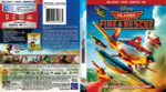 Planes: Fire & Rescue (2014) R1 Blu-Ray