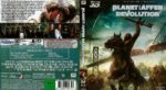 Planet der Affen-Revolution 3D Blu-Ray German (2014)
