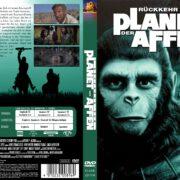 Rückkehr zum Planet der Affen (1970) R2 German