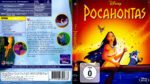 Pocahontas (1995) R2 Blu-Ray German