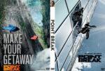 Point Break (2015) Custom DVD Cover