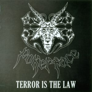 Pokerface - Terror Is The Law (EP) - 1Front