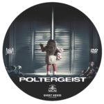 Poltergeist (2015) R0 Custom Label