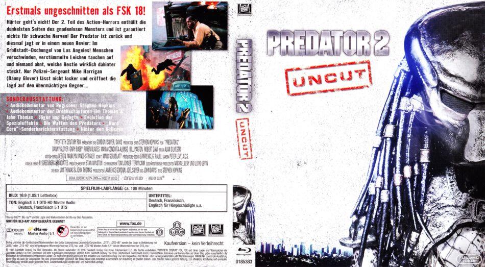 Predator 2 Uncut Stream