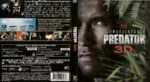 Predator 3D Blu-Ray German DVD Cover (2013)