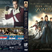 Pride And Prejudice And Zombies (2016) R1 CUSTOM