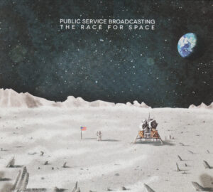 Public Service Broadcasting - The race for space - 1Front