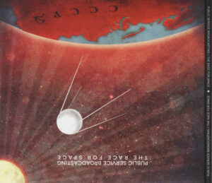 Public Service Broadcasting - The race for space - Back