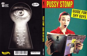 Pussy Stomp - Guide For Shy Guys - Cover