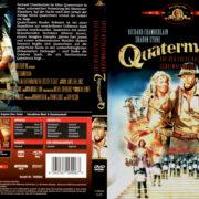 Quatermain 2: Auf der Suche nach der geheimnisvollen Stadt (1986) R2 German