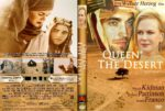 Queen Of The Desert (2016) R1 CUSTOM DVD Cover