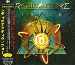 Radioactive - F4ur - 1Front