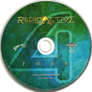 Radioactive - F4ur - CD