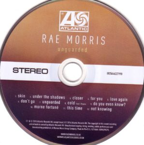 Rae Morris - Unguarded - CD