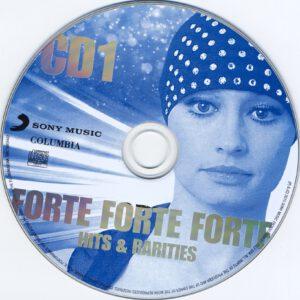 Raffaella Carra´- Forte Forte Forte - Hits & Rarities - CD (1-2)