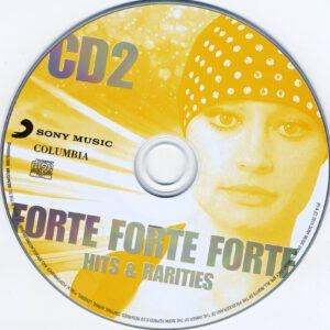 Raffaella Carra´- Forte Forte Forte - Hits & Rarities - CD (2-2)