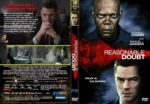Reasonable Doubt (2014) R1 CUSTOM DVD Cover