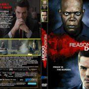 Reasonable Doubt (2014) R1 CUSTOM DVD Cover