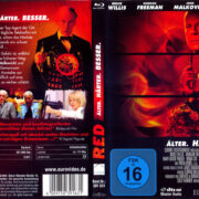 RED (2010) Blu-ray German