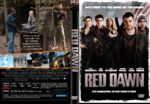 Red Dawn (2012) R1 CUSTOM DVD Cover