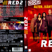 R.E.D. 2 (2013) Blu-Ray German