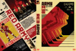 Red Army (2015) R0 DVD Cover