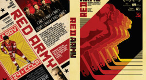 red army dvd cover