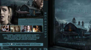 Regression dvd cover