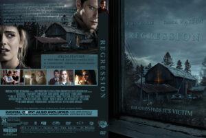 Regression dvd cover