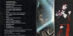 Renato Zero - No! Mamma, no! - Booklet