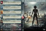 Resident Evil Anthology (Teil 1-5) (2012) R2 Custom GERMAN
