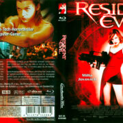 Resident Evil (2002) R2 Blu-Ray german