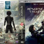 Resident Evil Collection (2015) Custom DVD Cover