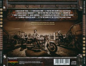 Revolution Saints - Revolution Saints - Back