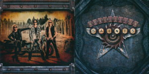 Revolution Saints - Revolution Saints - Booklet (1-8)
